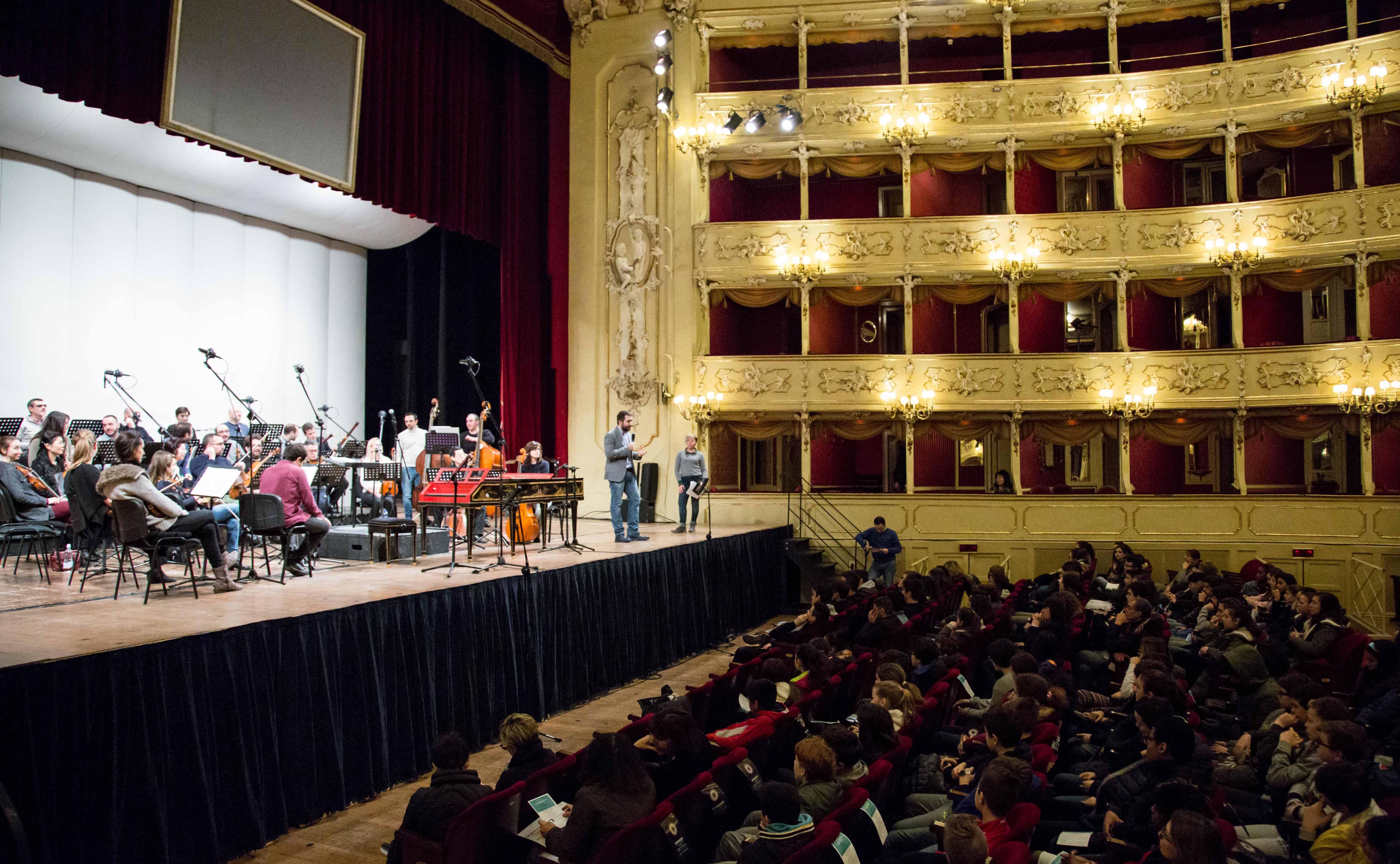 Orchestra in Gioco – Como